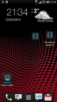 Developer Options Plakat