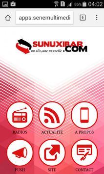 Sunuxibar poster