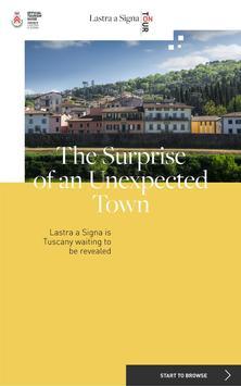 Lastra a Signa ONTOUR guide poster