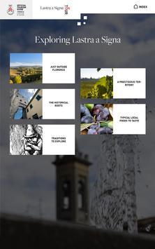 Lastra a Signa ONTOUR guide screenshot 2