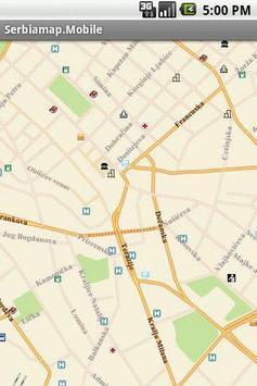 Serbiamap.Mobile screenshot 2