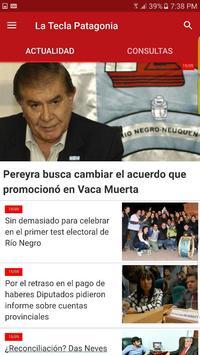 Revista La Tecla Patagonia screenshot 1