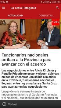 Revista La Tecla Patagonia screenshot 2