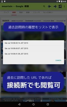 Aida Web Browser screenshot 2