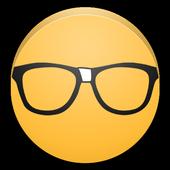 Geek or Nerd icon