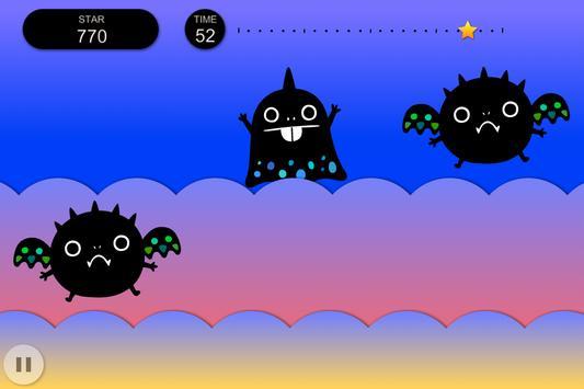 もぐらたたきゲーム ピピチルポン! 無料の暇つぶしゲーム screenshot 2