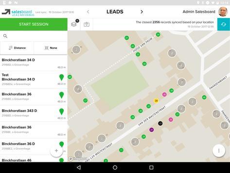 Salesboard Cloud apk screenshot