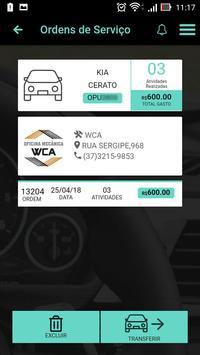 WCA Oficina screenshot 2