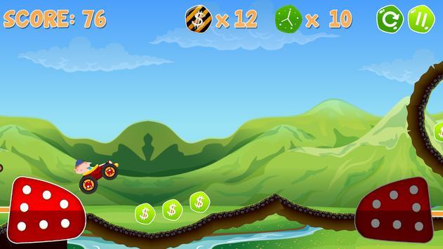 Ben & Holly Racing car apk screenshot