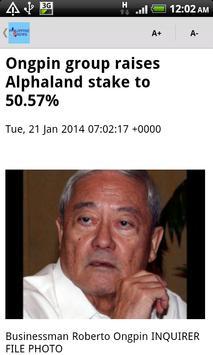 PHNews (Philippines News) apk screenshot