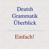 German grammer Overview icon