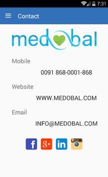 Medobal Tourism apk screenshot