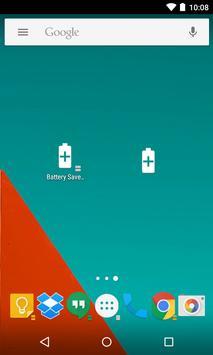 Battery Saver Shortcut +Widget Cartaz