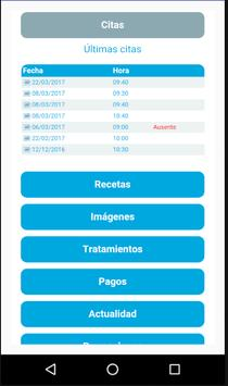 Clinica Gesionet screenshot 2