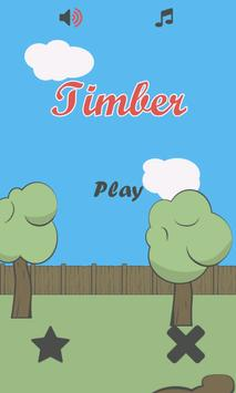 SirApp Timber poster