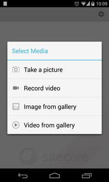 Sitecore Media Uploader screenshot 5