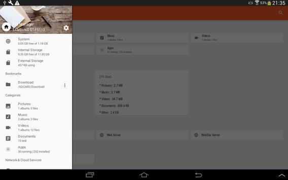 N Files - File Manager & Explorer apk screenshot