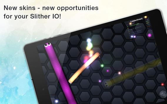 Super Skin Invisible for your Slither screenshot 5