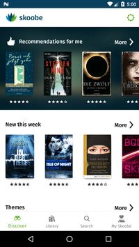 Skoobe - The best books in your ebook library poster