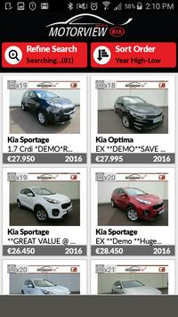 Motorview KIA apk screenshot