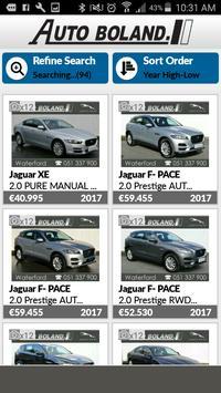 Auto Boland Ltd apk screenshot