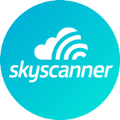 Skyscanner- Flights, Hotels, Trains and Car Hire icon