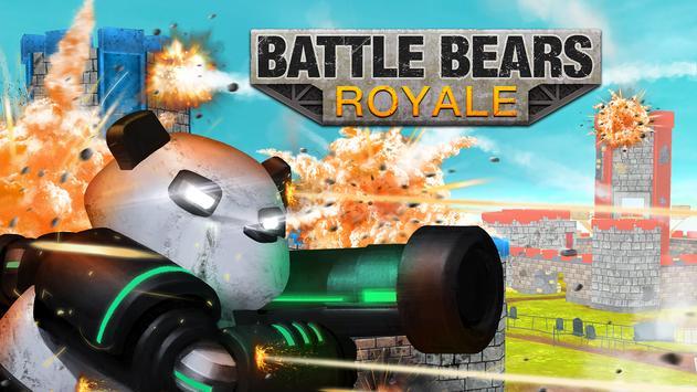 BattleBears plakat