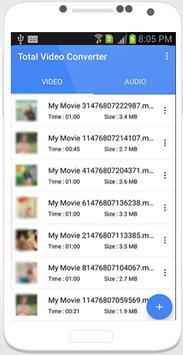All Format Video Converter Top screenshot 4
