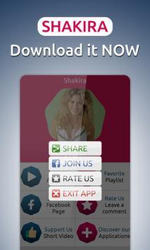 Shakira - Songs & Lyrics screenshot 4