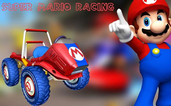 Super Mario Racing screenshot 2