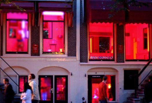 Amsterdam XXX poster