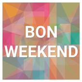 SMS Bon Weekend icon