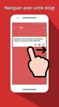 SMS Bon Weekend apk screenshot
