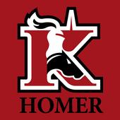 Homer Community School icon