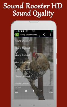 Sound Rooster Mp3 screenshot 1