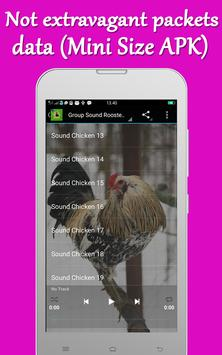Sound Rooster Mp3 screenshot 2