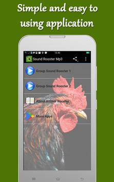 Sound Rooster Mp3 screenshot 7