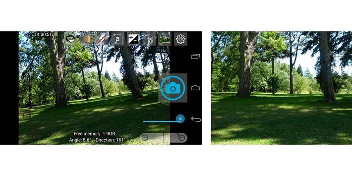 Open Camera apk screenshot