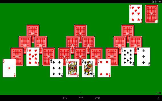 SolitaireCG apk screenshot