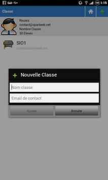 Absensor | School Attendance apk screenshot