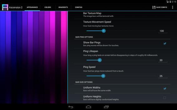 Ascension 2 Live Wallpaper apk screenshot