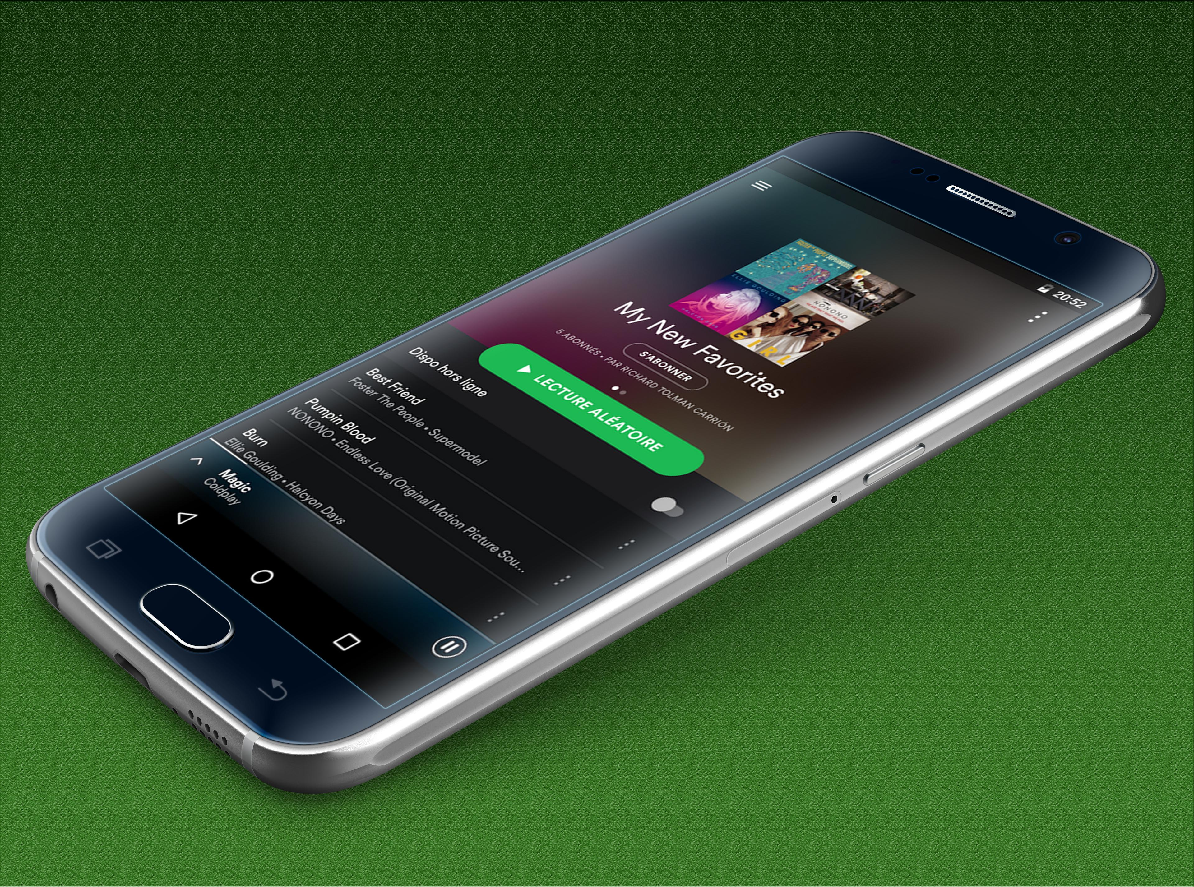 Spotify Player for Android - APK Download