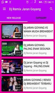 Dj Remix Jaran Goyang screenshot 1