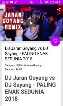 Dj Remix Jaran Goyang screenshot 8
