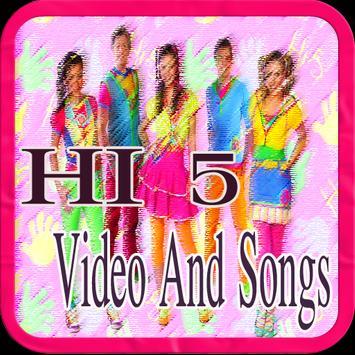 Video HI 5 Dance poster