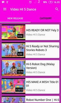 Video HI 5 Dance screenshot 1