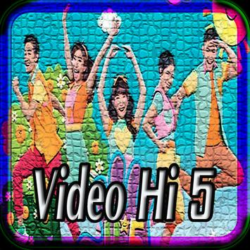 Video Hi 5 Terbaru Indonesia poster