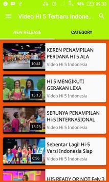 Video Hi 5 Terbaru Indonesia screenshot 4