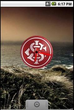 Relogio Inter Colorado apk screenshot