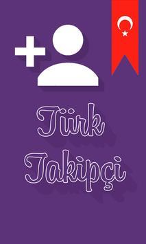 Türk Takipçi poster